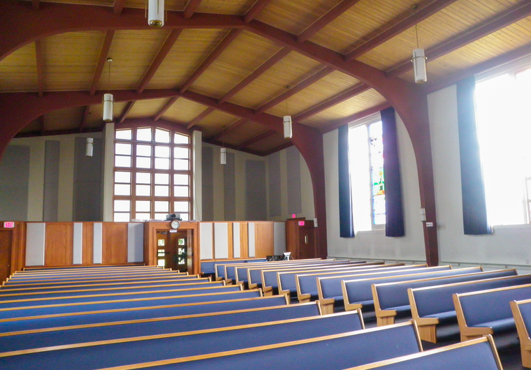 Renovate/Expand Evergreen Chapel